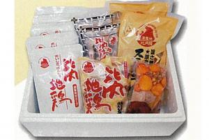 (有)秋田三鶏実業 比内地鶏スタミナセット